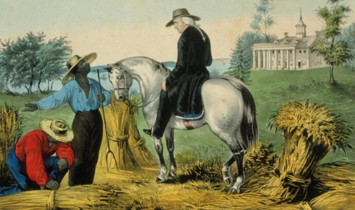 George Washington and His Runaway Slaves
