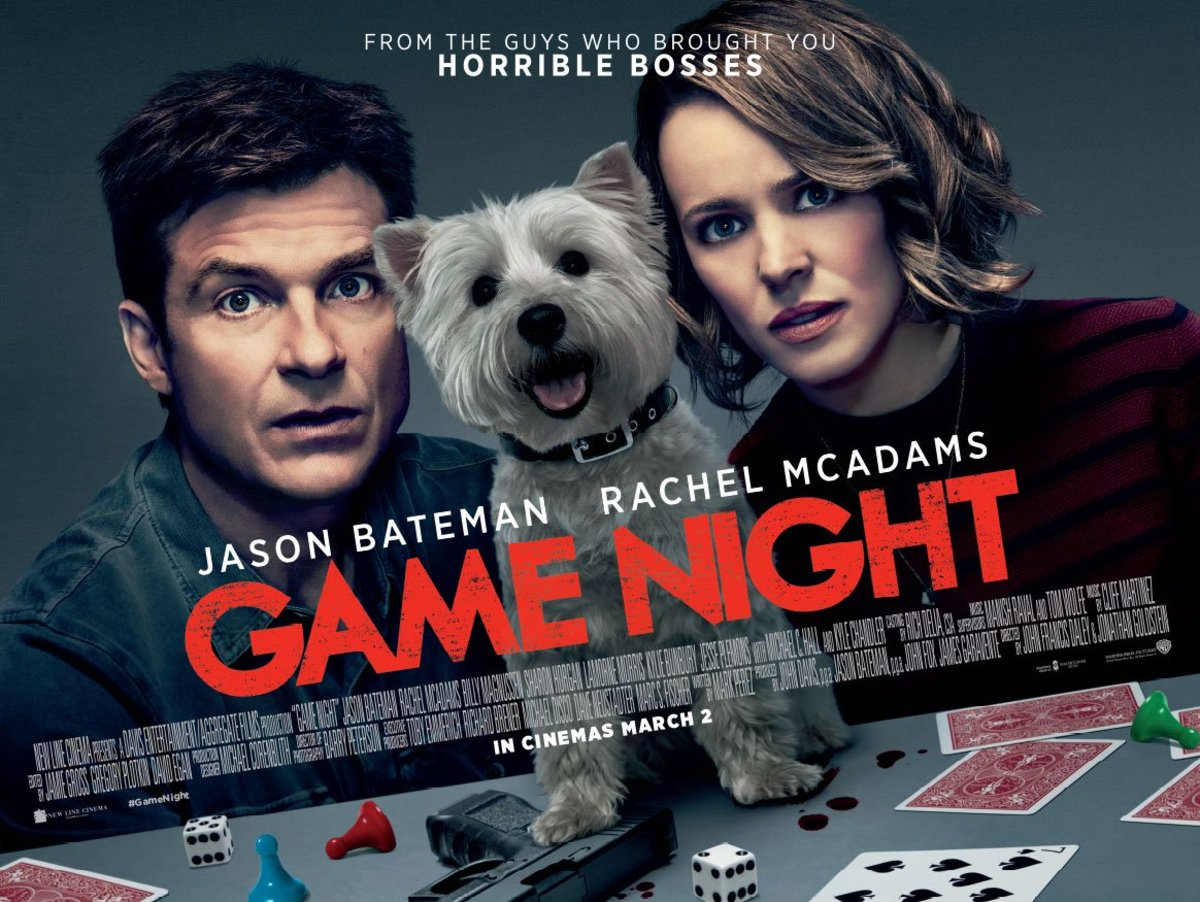 Movie Review: Game Night (Spoiler Free)