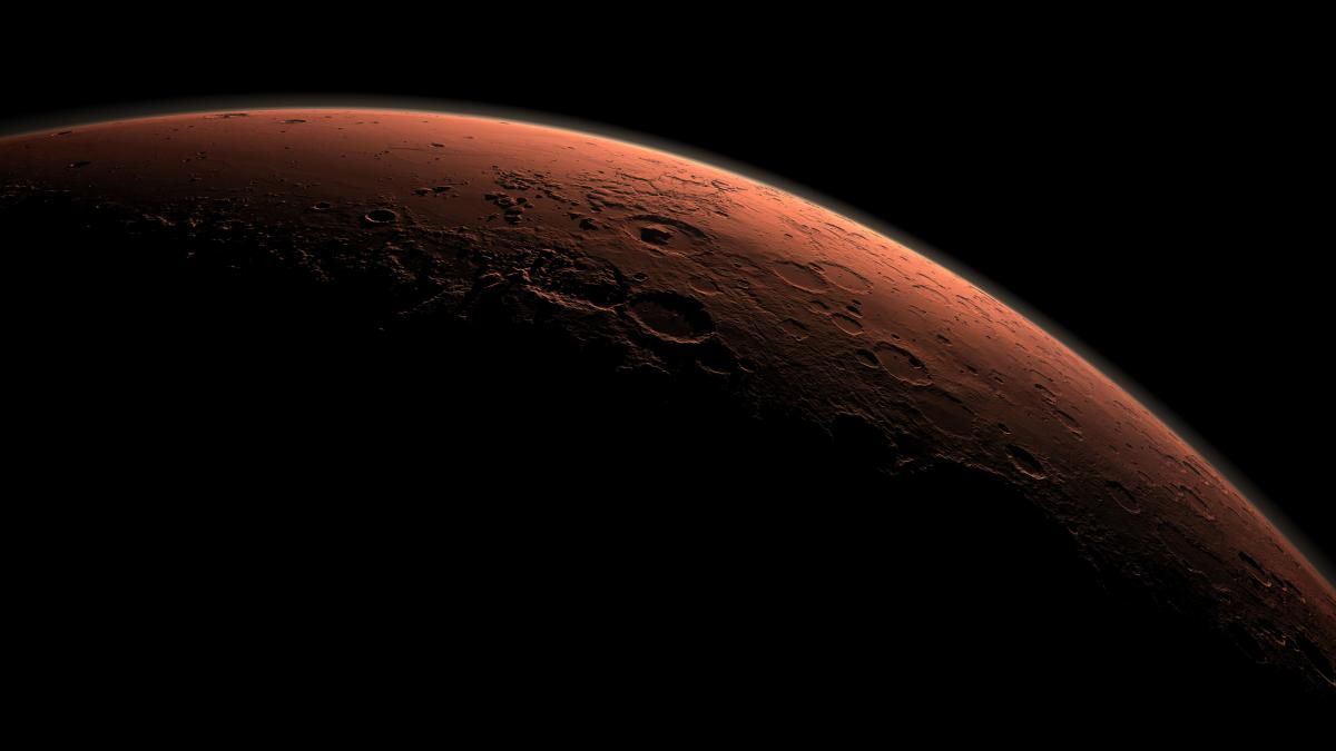 Top Ten Facts About Mars