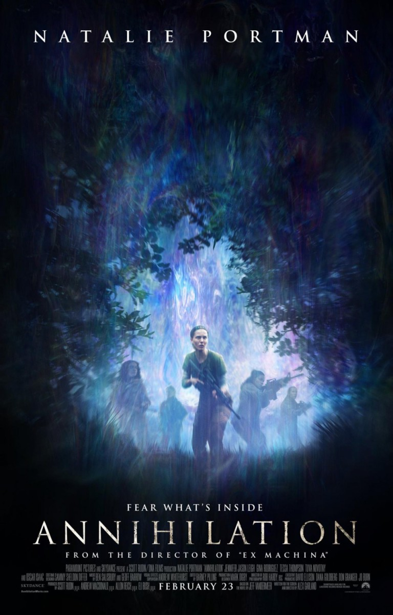 Film Review: 'Annihilation'