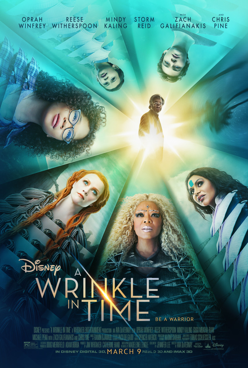 'A Wrinkle in Time': Movie Review