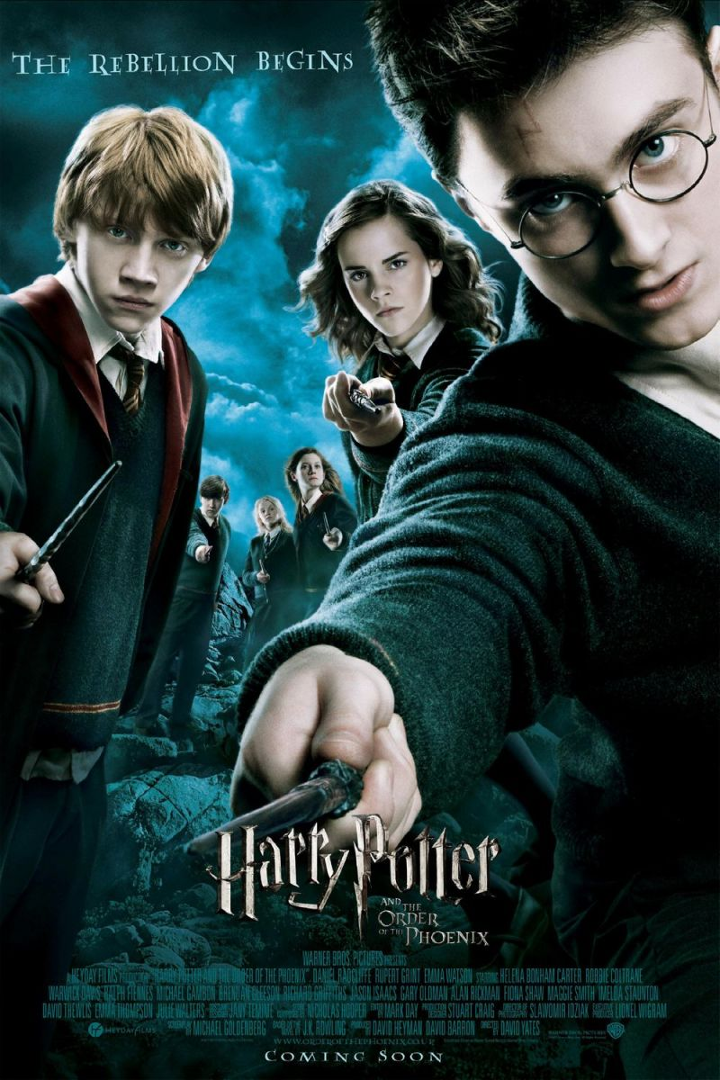 Film Review: 'Harry Potter and the Order of the Phoenix'