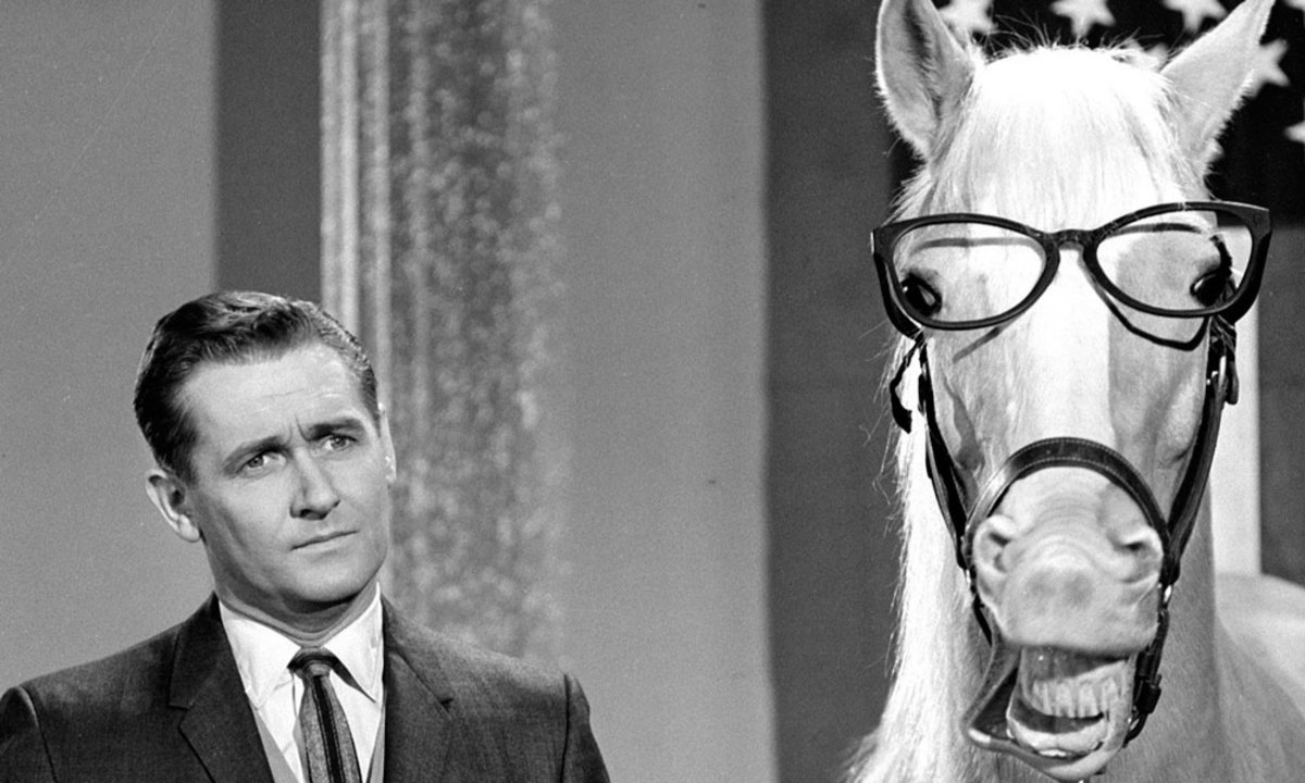 Mister Ed  – SE1 – Ep2 –   The Ventriloquist