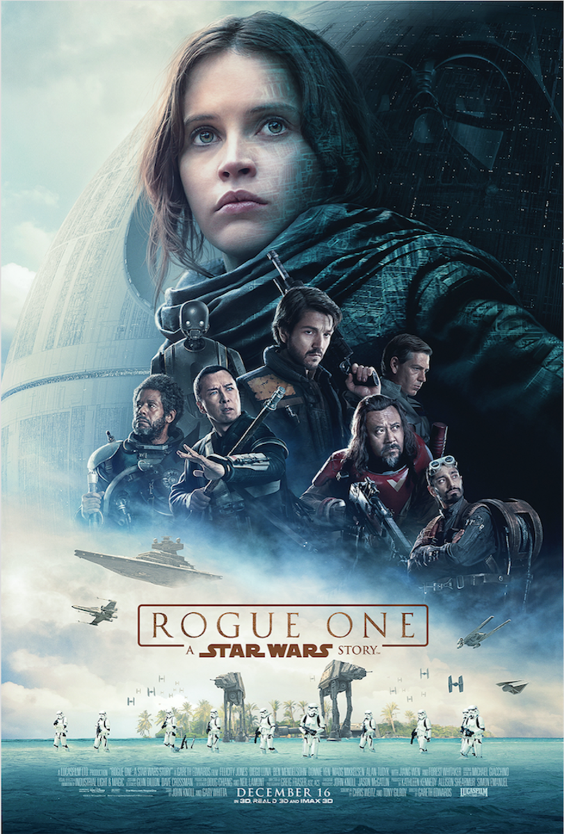Should I Watch..? 'Rogue One'
