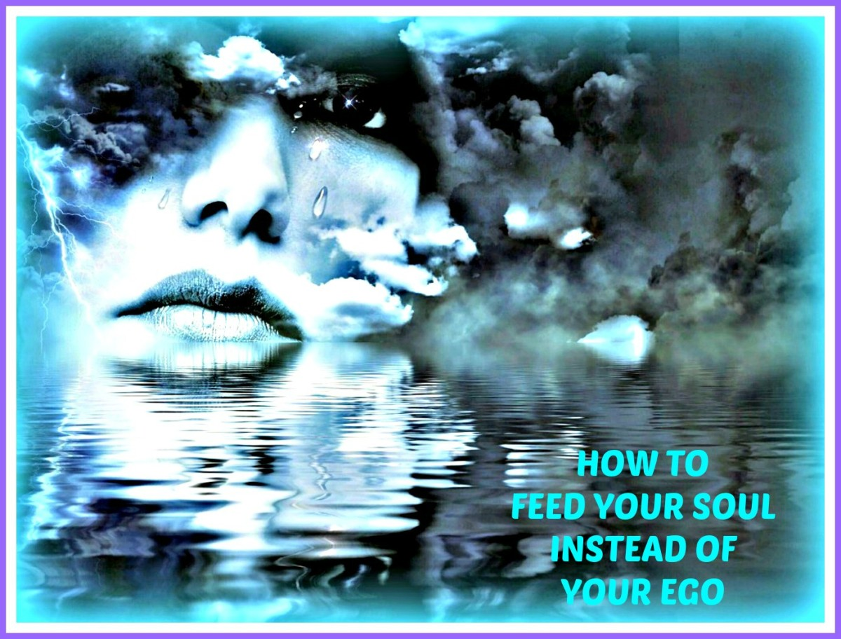 How to Feed Your Soul Instead of Your Ego