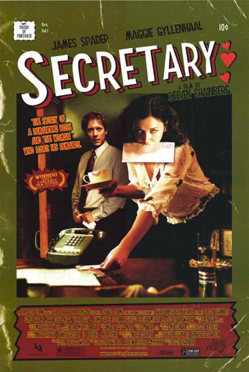 Should I Watch..? 'Secretary'