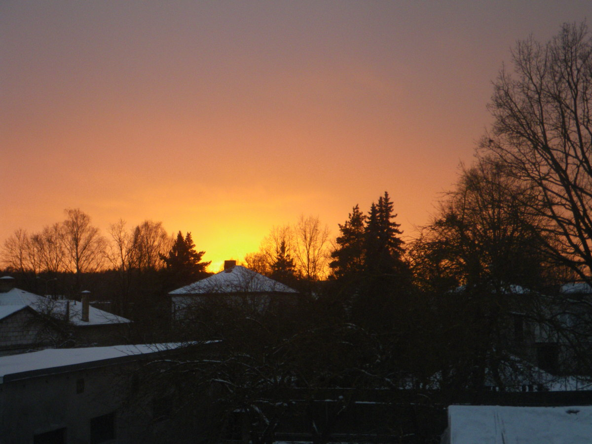 reflecting-on-the-setting-sun