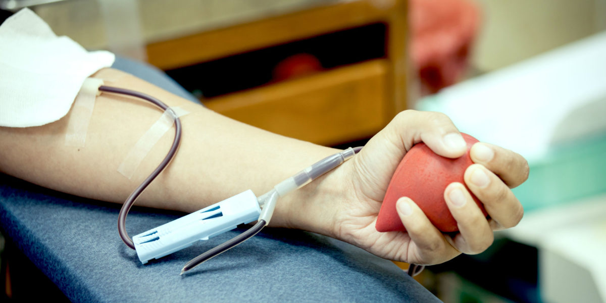 Does Having a Blood Transfusion Change Your Dna?