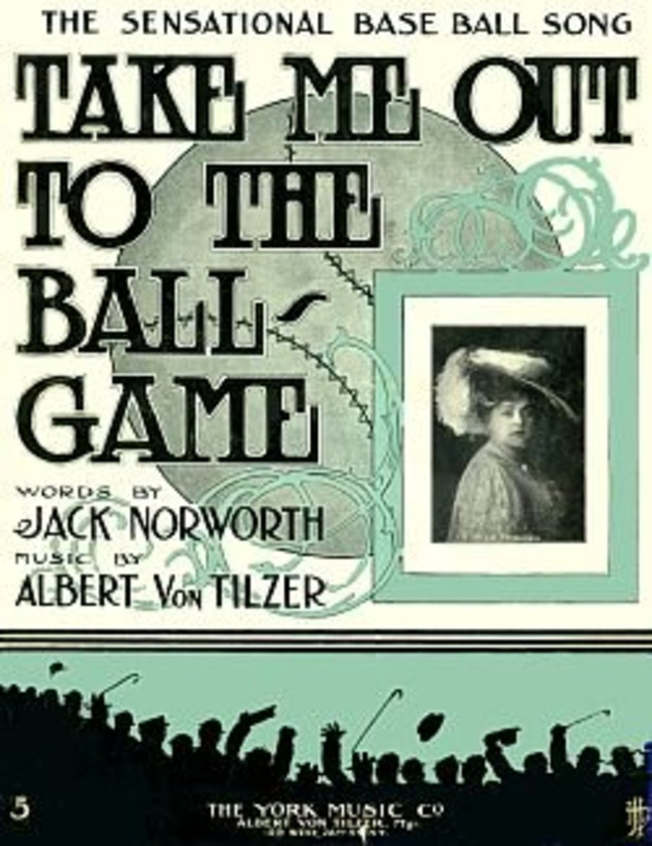 """The History of the Song """"Take Me Out to the Ballgame"""""""
