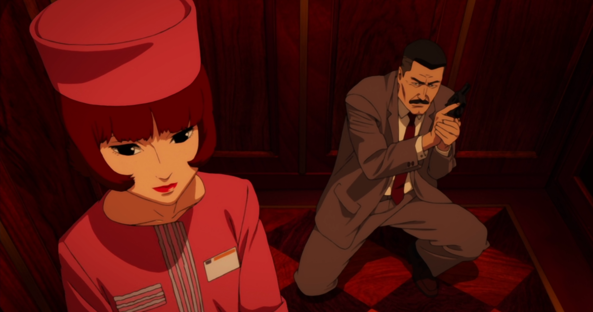 Anime Reviews: 'Paprika'