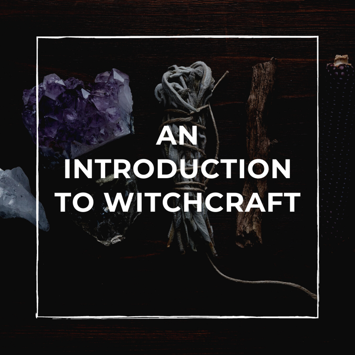 Learn all about the basics of witchcraft!