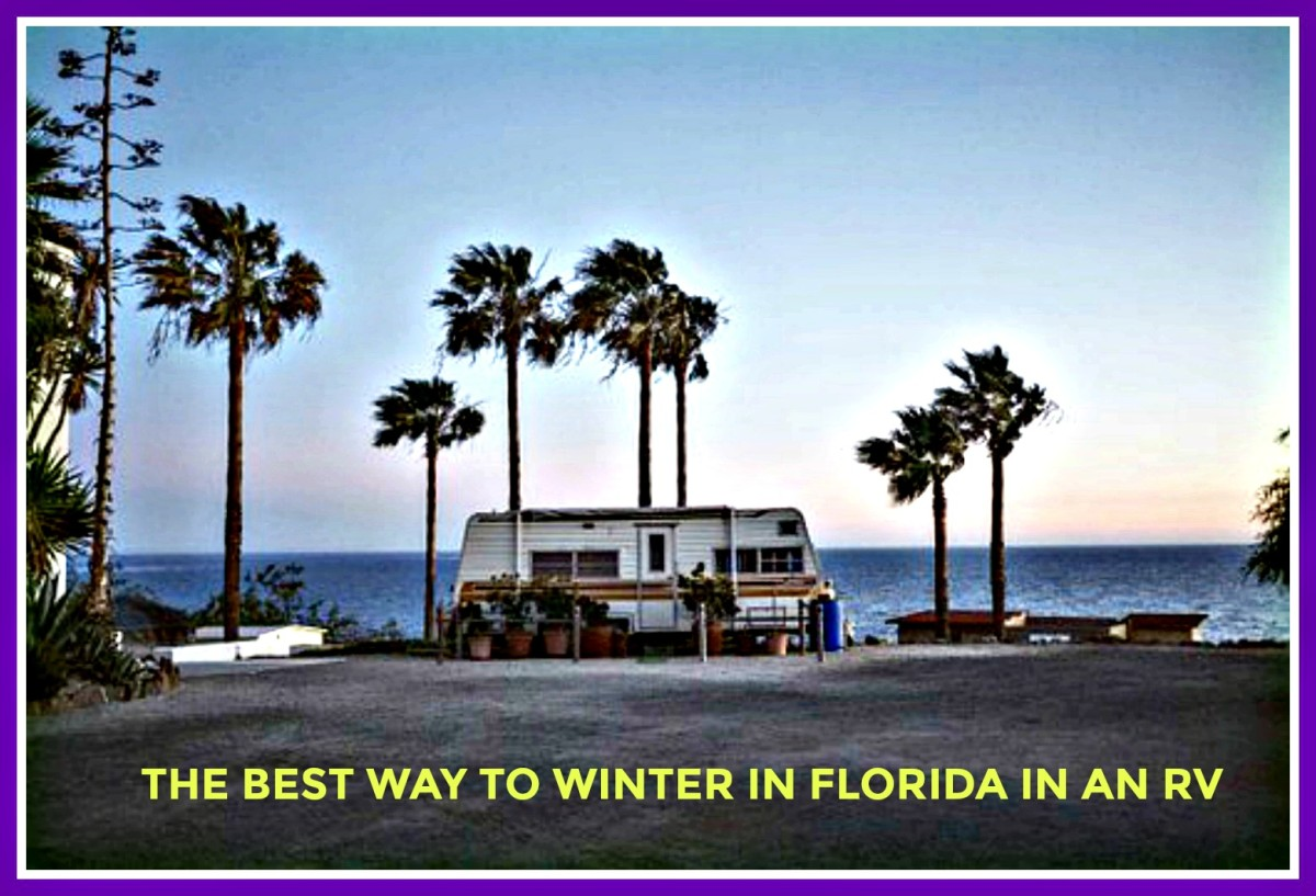 The Best Way to Winter in Florida in an RV