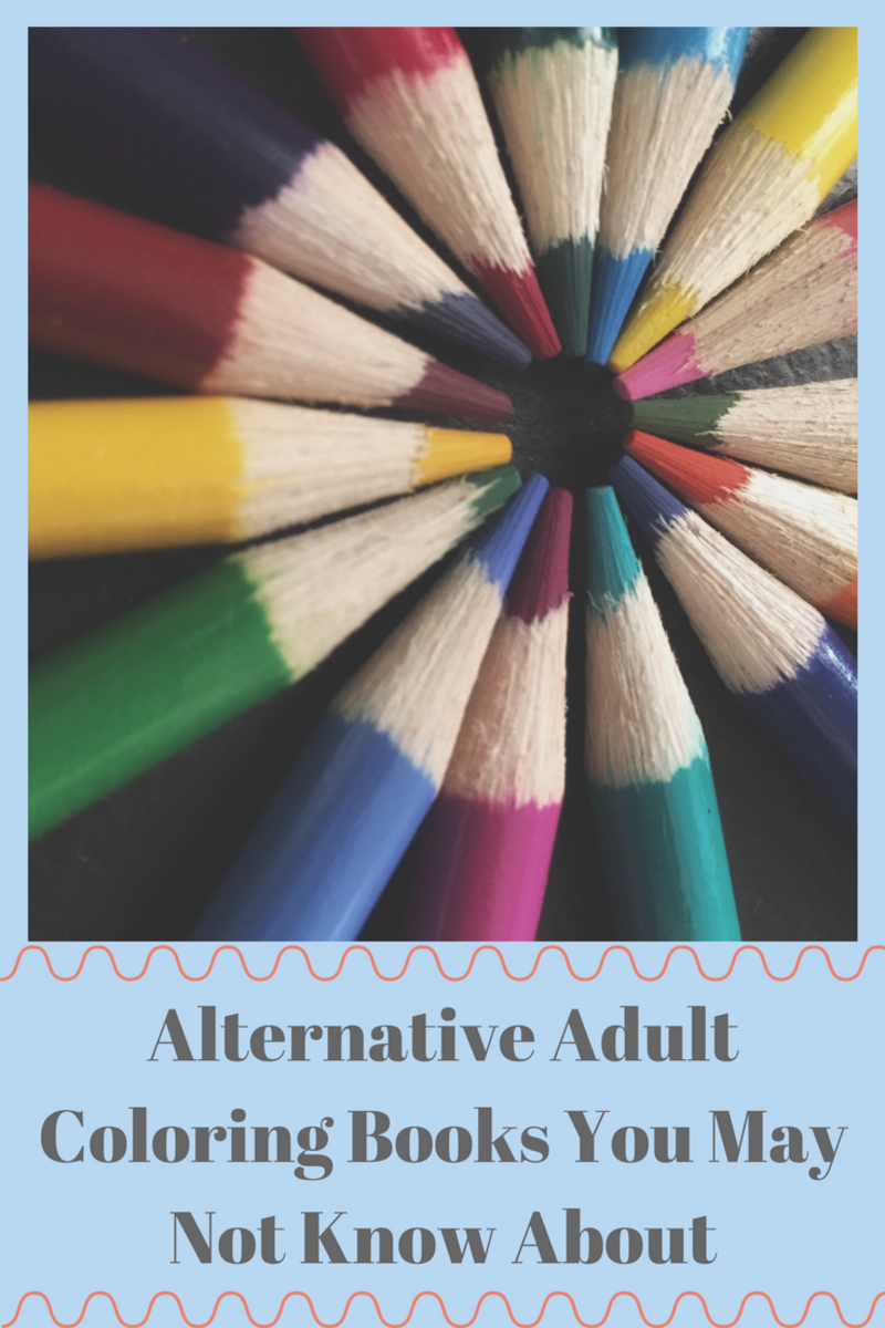 7 Adult Coloring Book Alternatives You May Not Know About