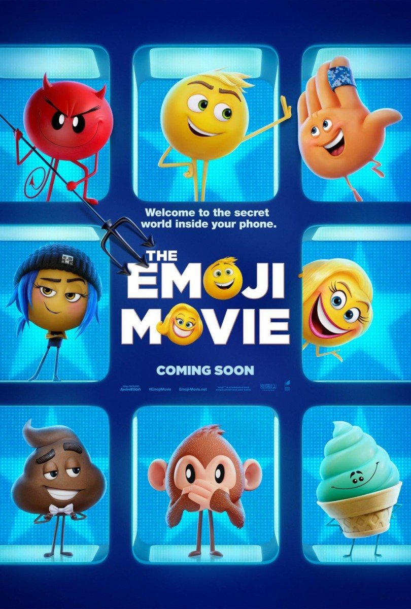 Film Review: 'The Emoji Movie'