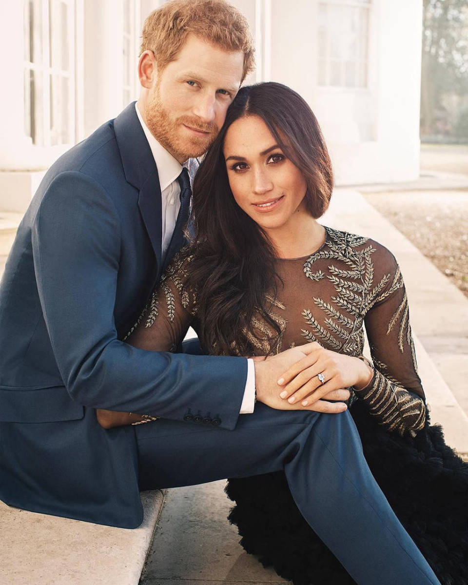 Prince Harry and Meghan Markle's Zodiac Compatibility