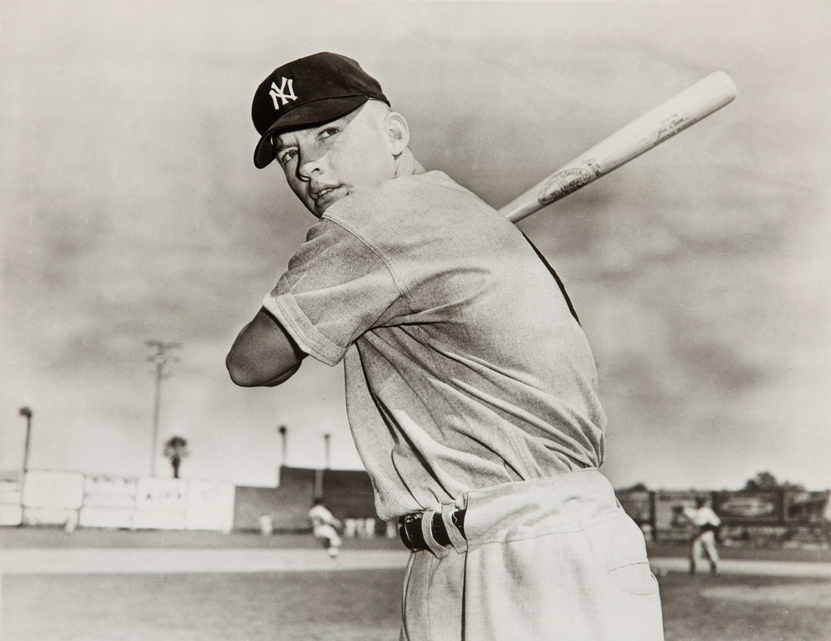 Mickey Mantle, 1951