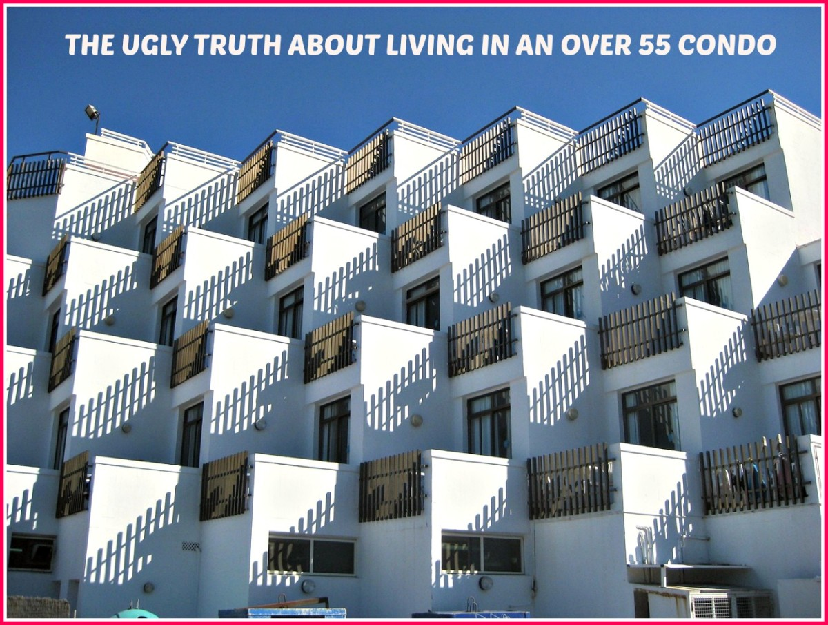 The Ugly Truth About Living in an Over 55 Condo
