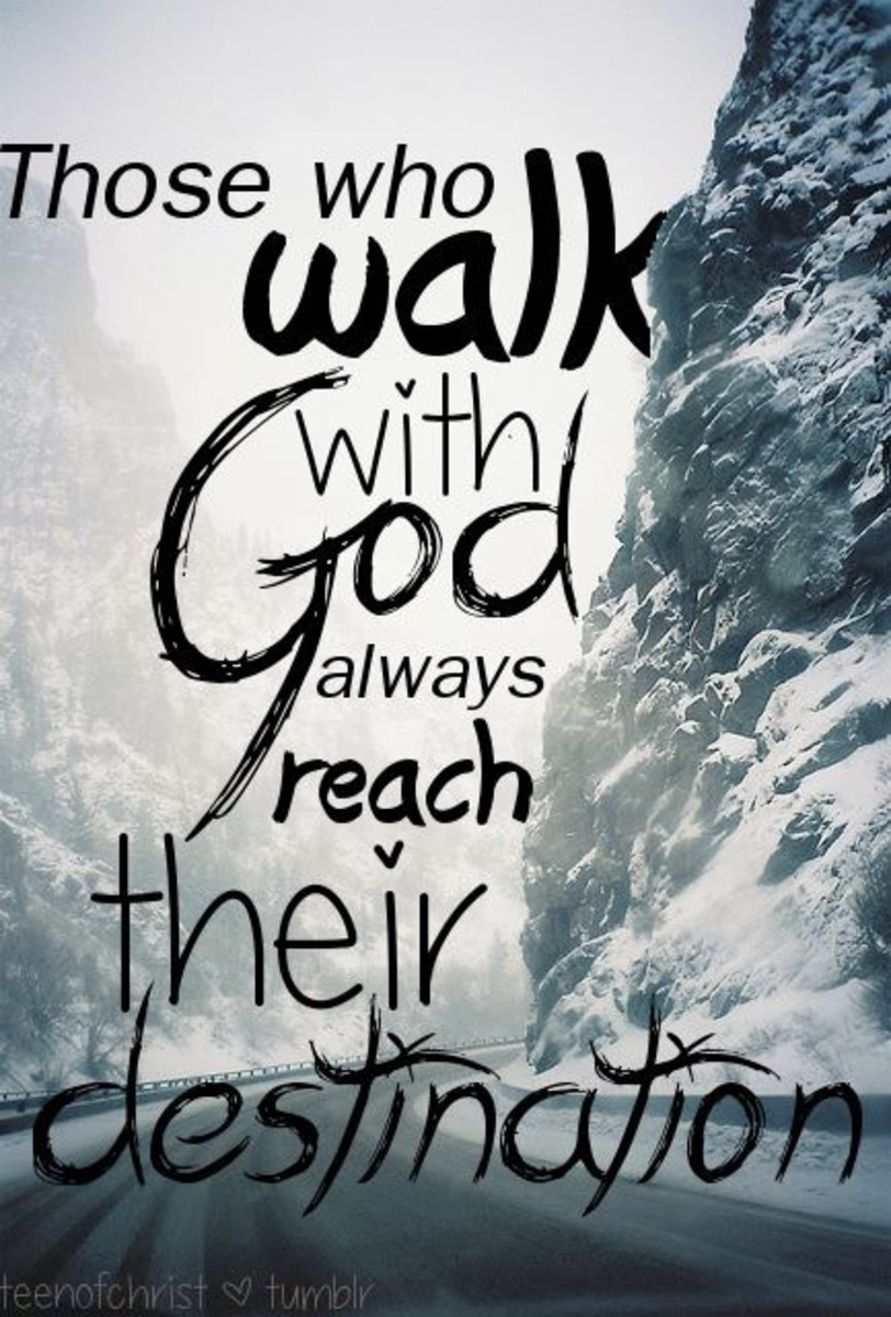 Walk the God Walk