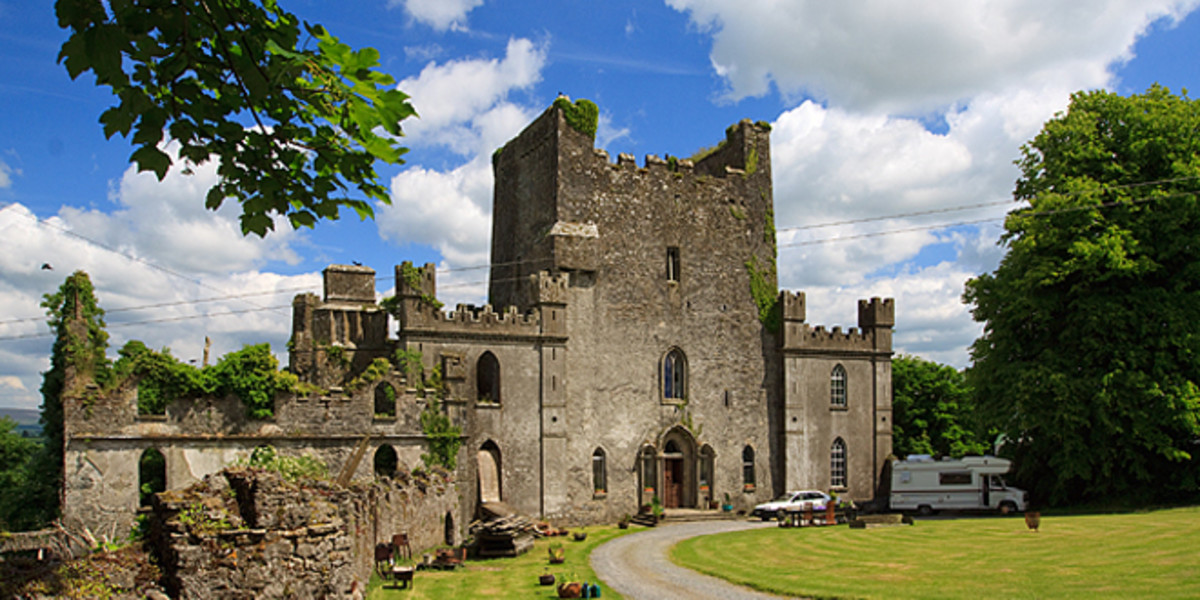 Leap Castle: Ireland's Most Haunted