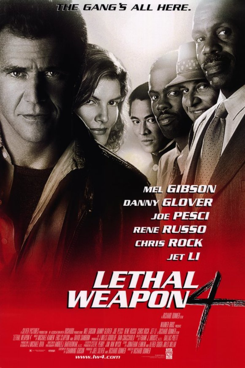 Should I Watch..? 'Lethal Weapon 4'