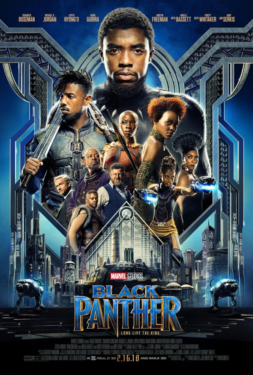 Theatrical Release: 2/16/2018