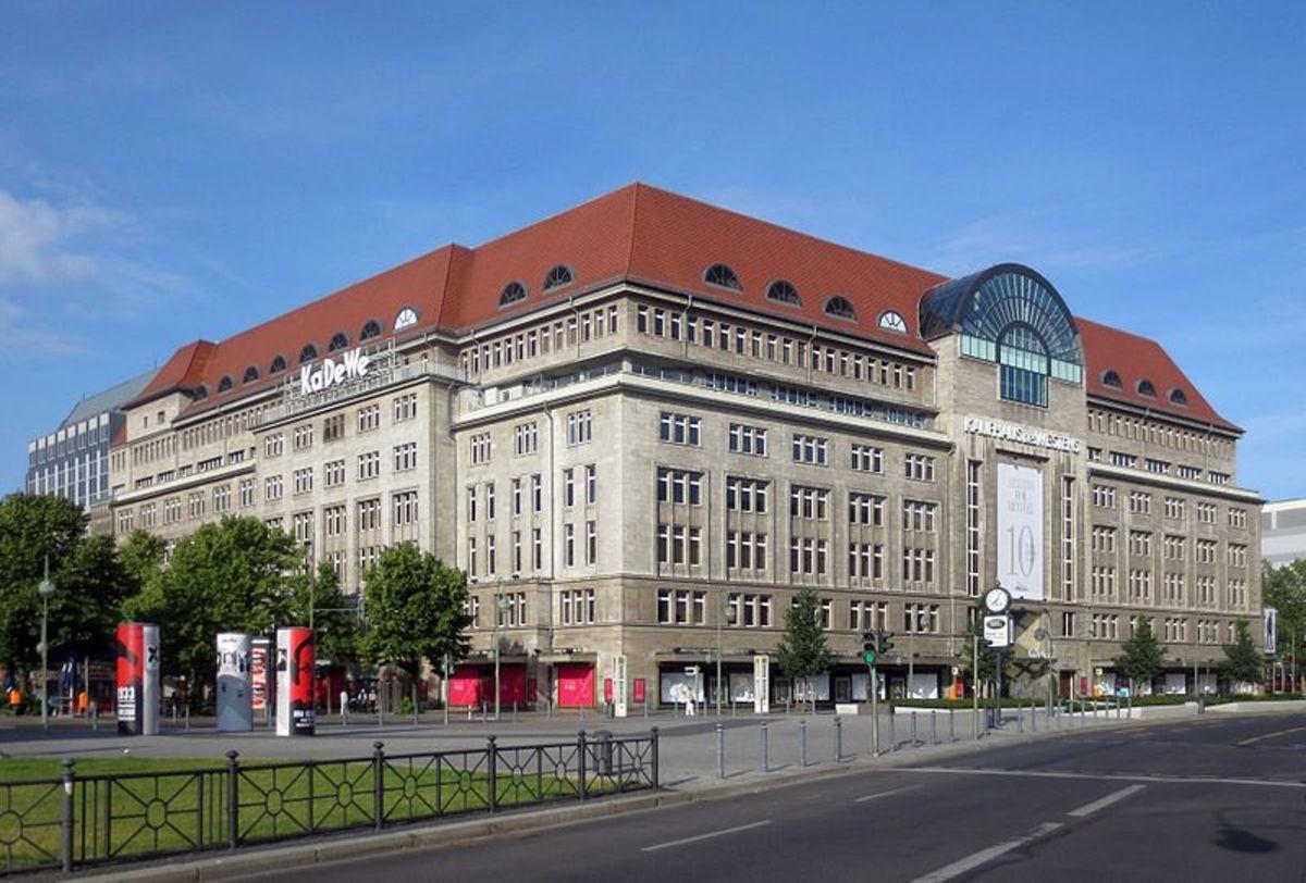 Kaufhaus des Westens.