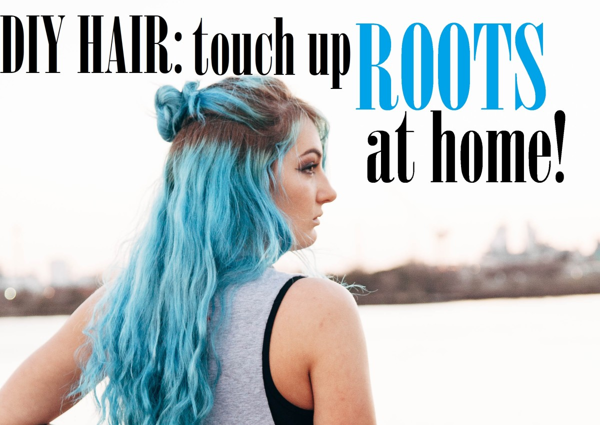 DIY Hair: How to Touch Up Roots at Home