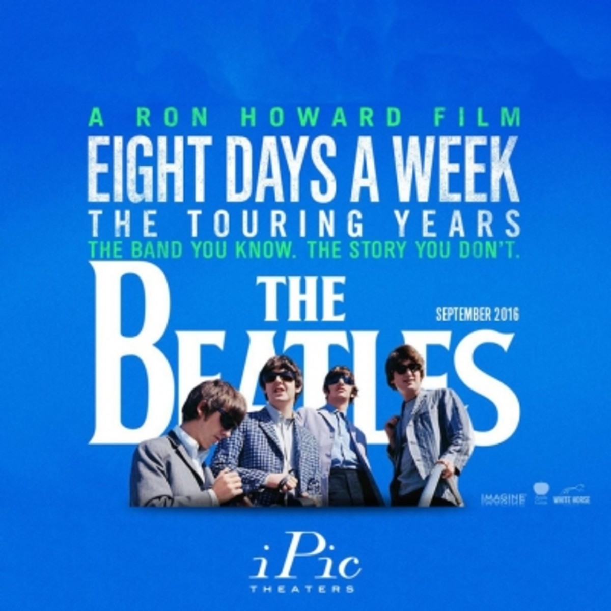 Should I Watch..? 'The Beatles: Eight Days a Week – The Touring Years'