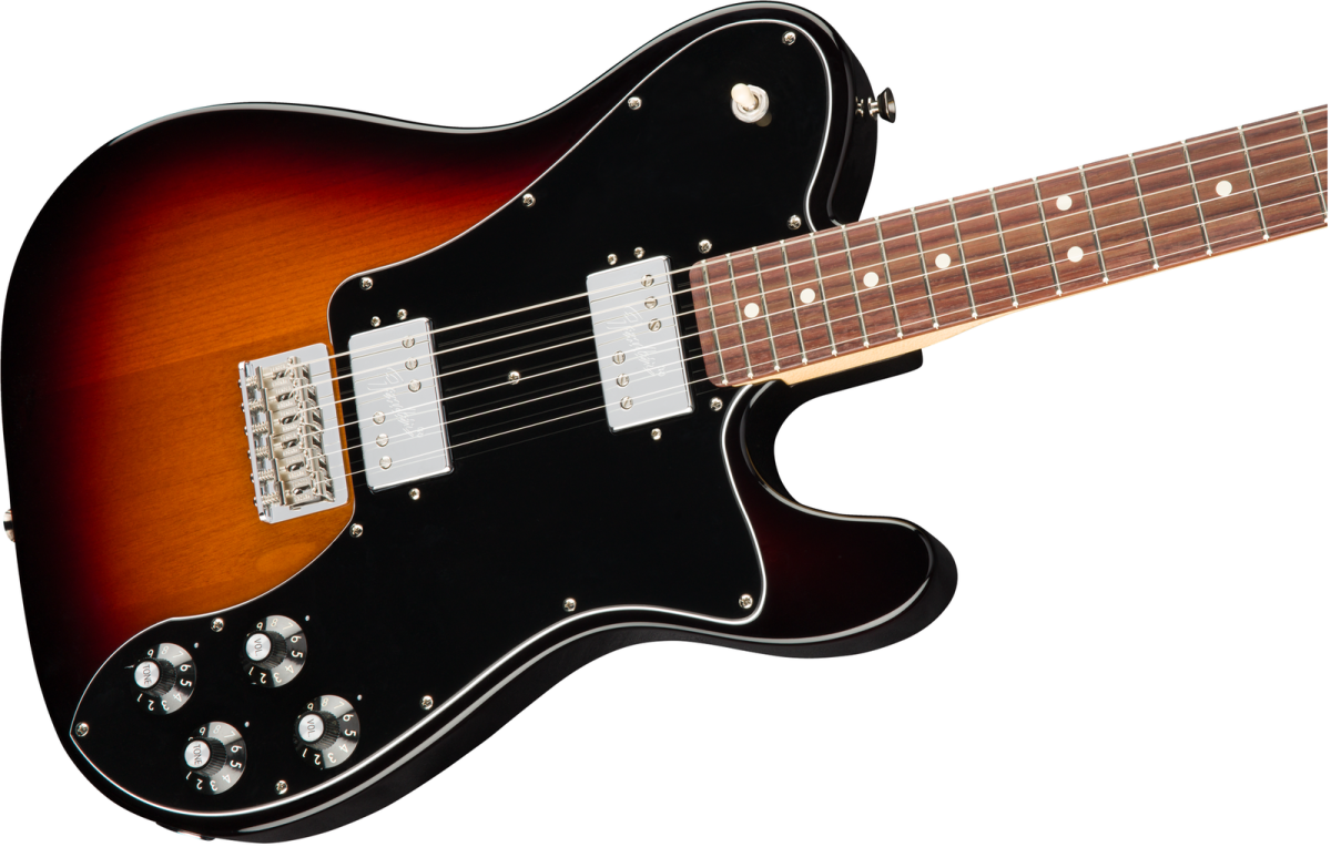 Top 5 Most Versatile Telecaster Style Guitars