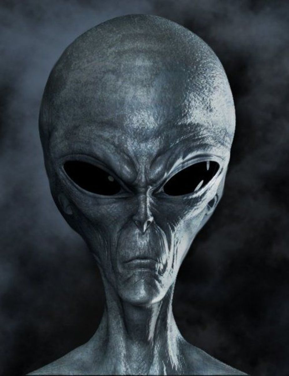 FBI Confirms Aliens Exist