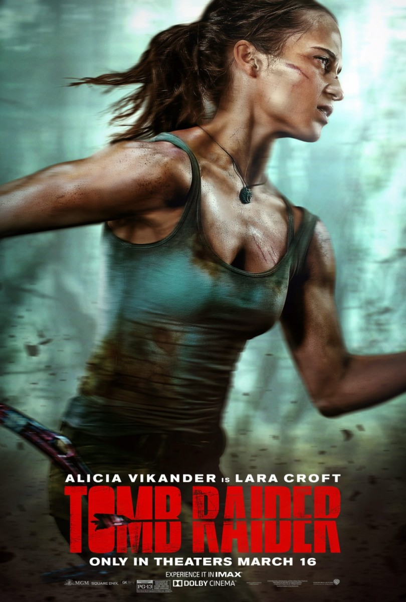 Film Review: 'Tomb Raider' (2018)