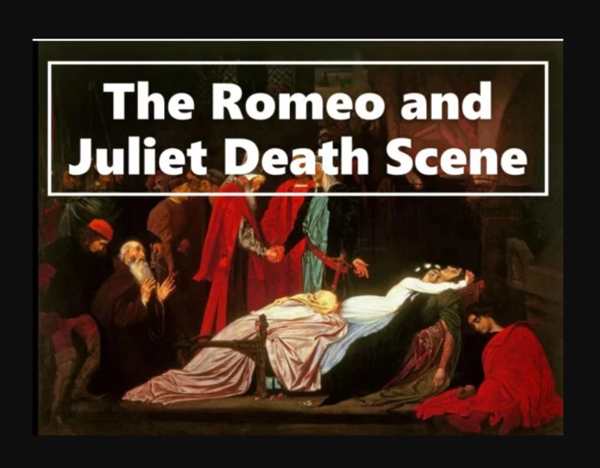 Monumental Mistakes: The Romeo and Juliet Death Scene