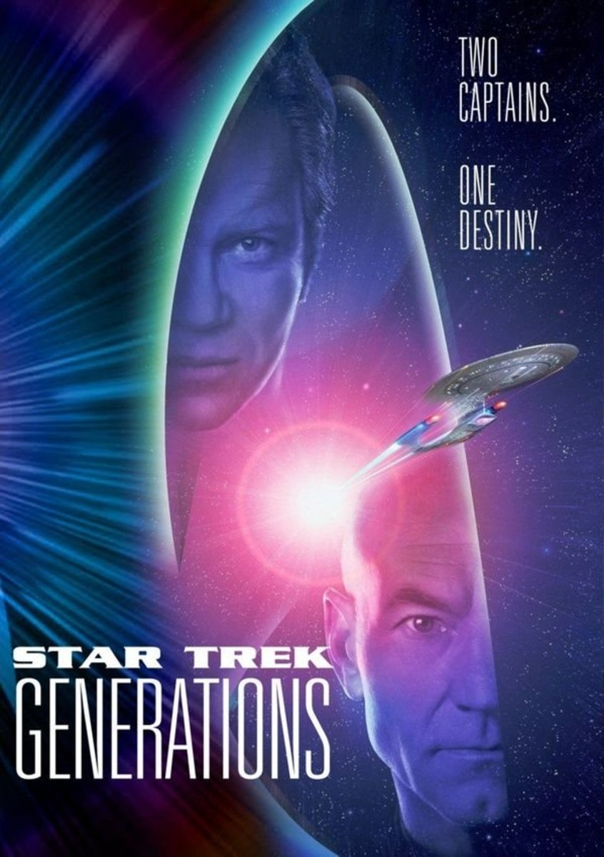 Should I Watch..? 'Star Trek Generations'