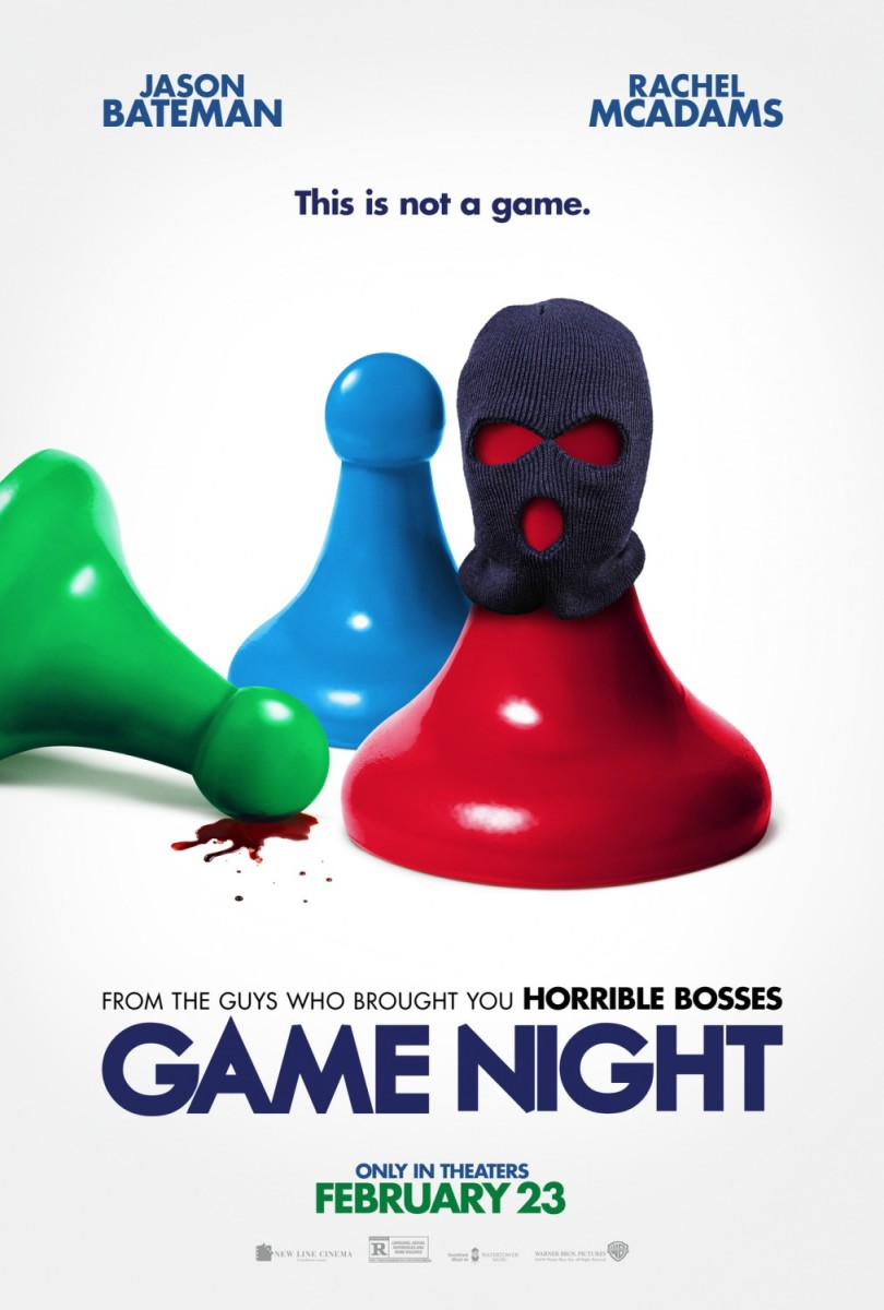 "Movie Review: ""Game Night"""