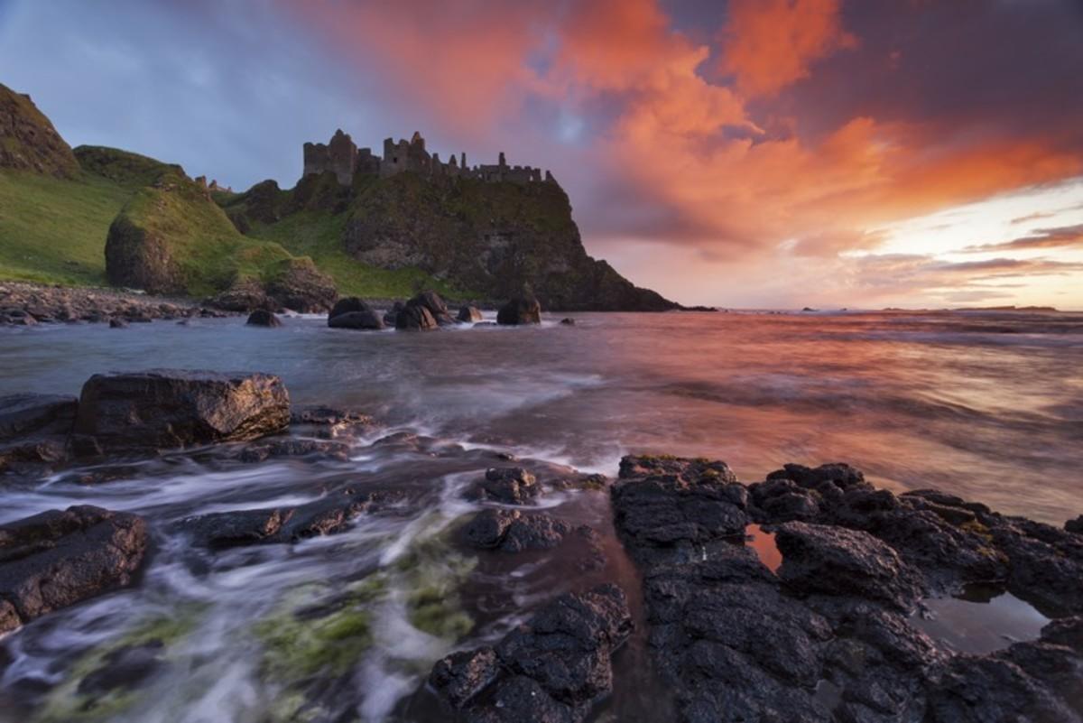 Haunted Irish Castles