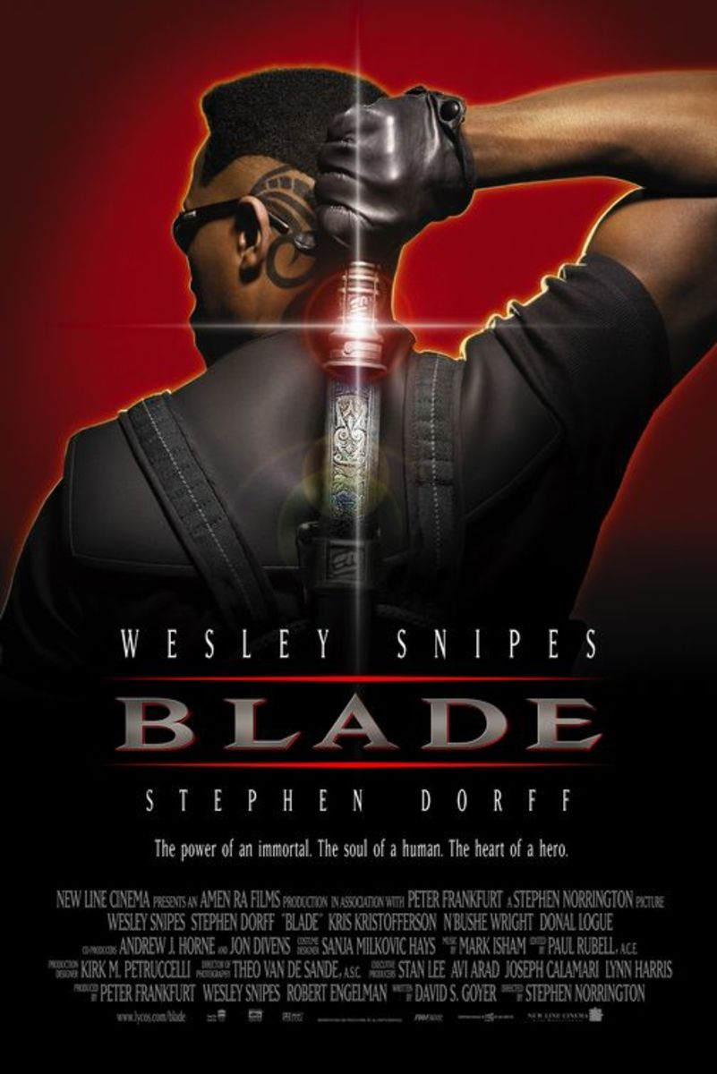 Should I Watch..? Blade