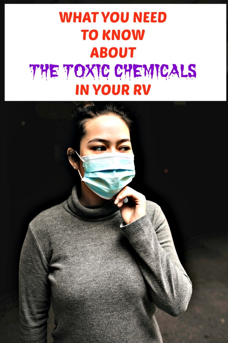 Some RVs hold chemicals within their walls that can be extremely dangerous.