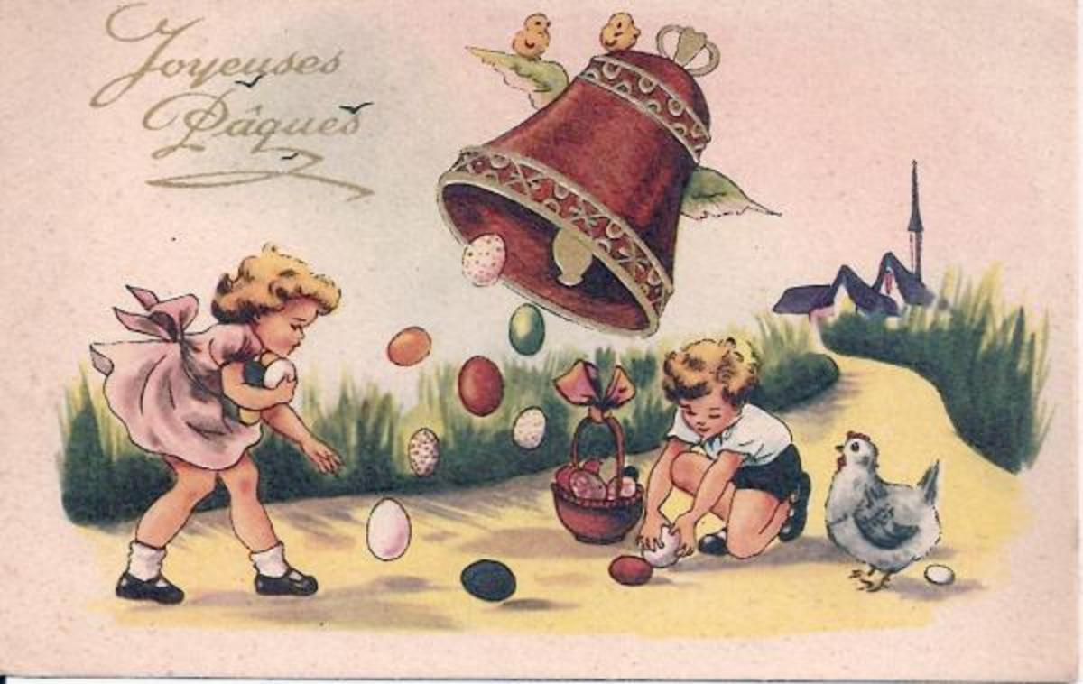 Easter Traditions: Bunnies or Bells?