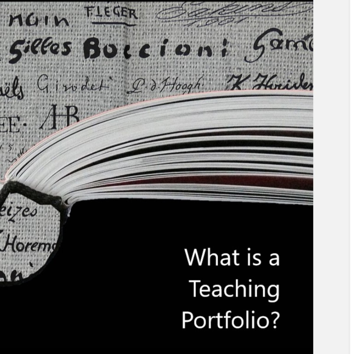 what-is-a-teaching-portfolio