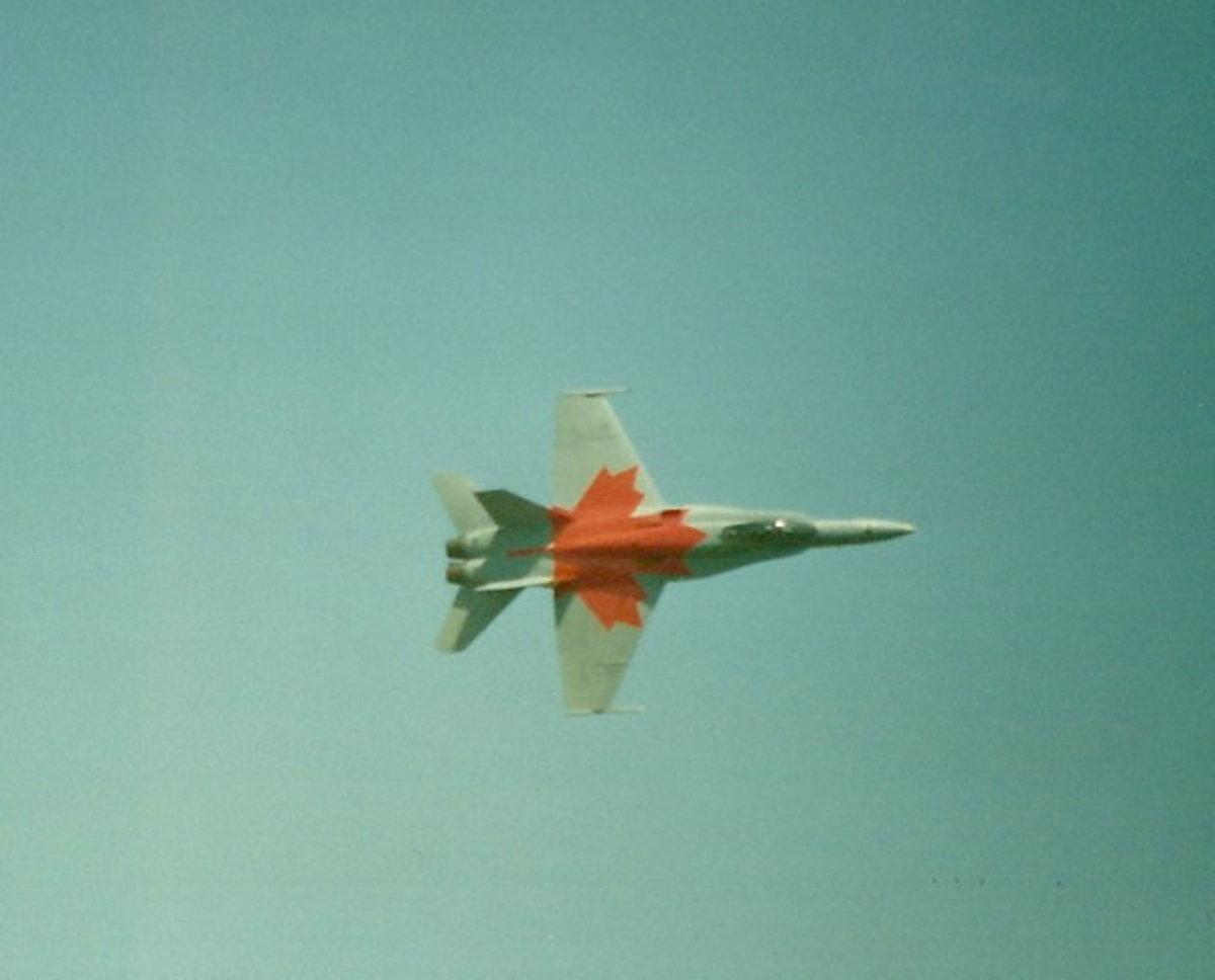 Military Aircraft Artwork