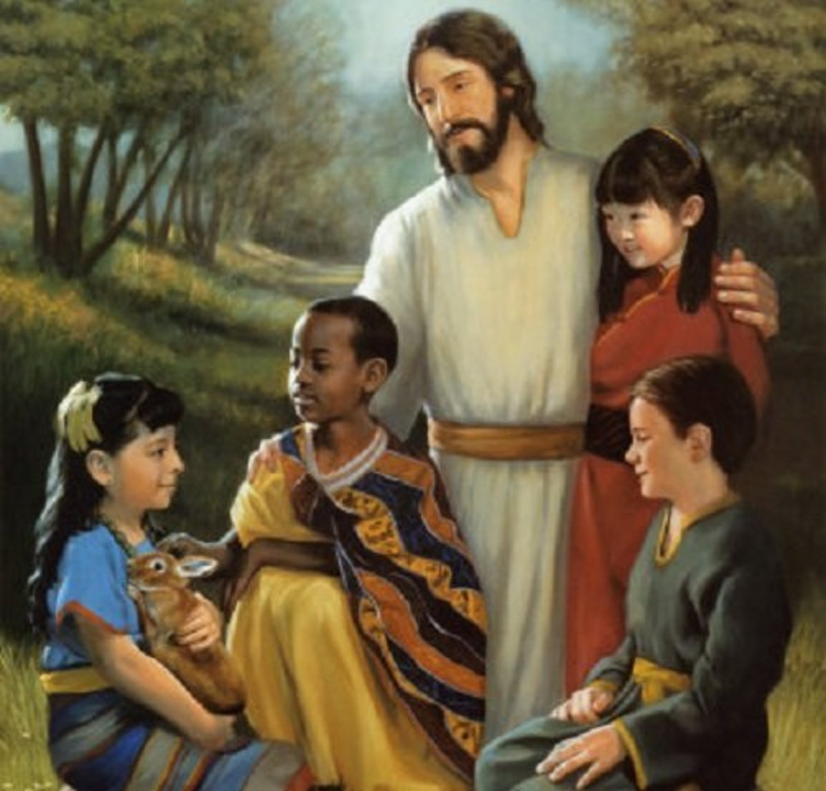 Showcasing Children in the Ministry of Jesus