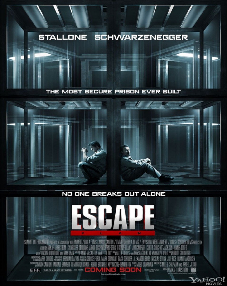 Should I Watch..? 'Escape Plan'