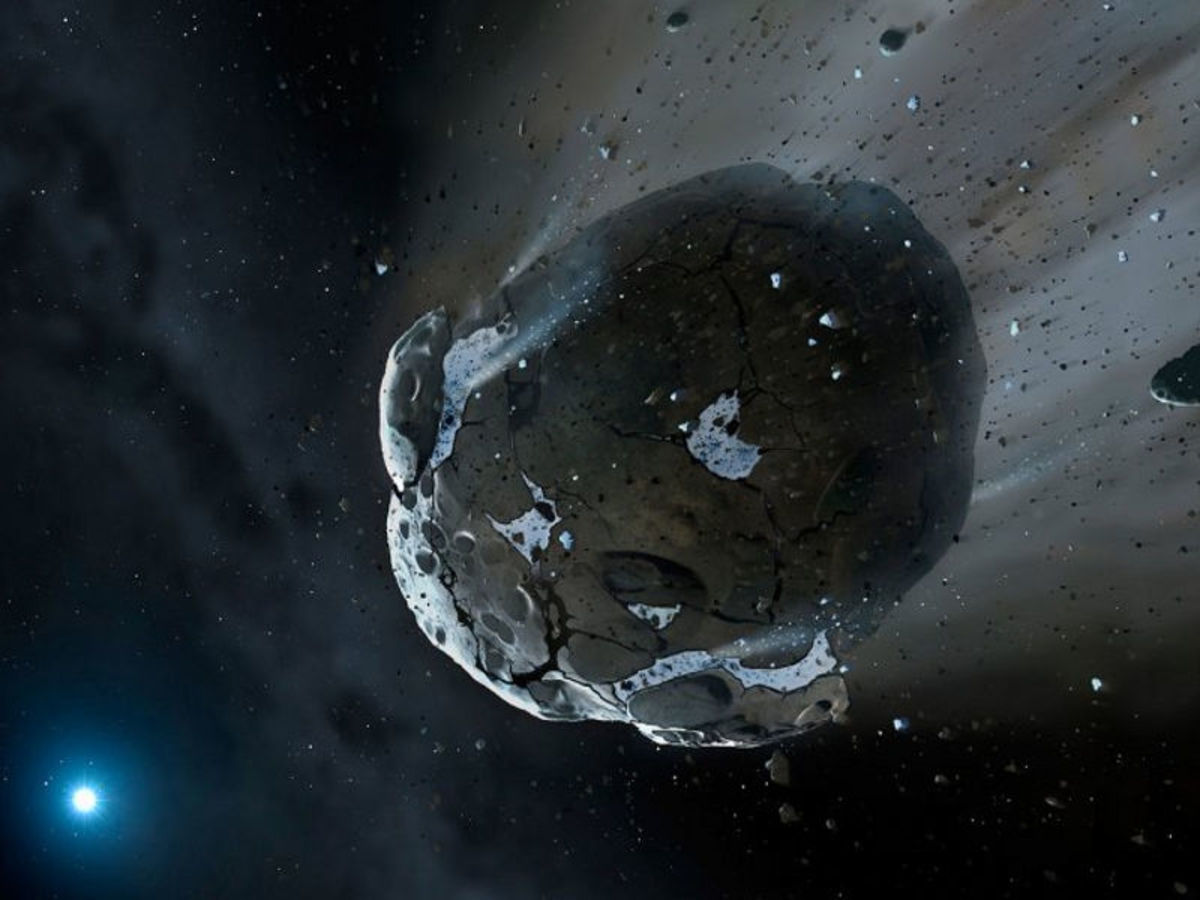 What Are Active Asteroids, or Main Belt Comets?