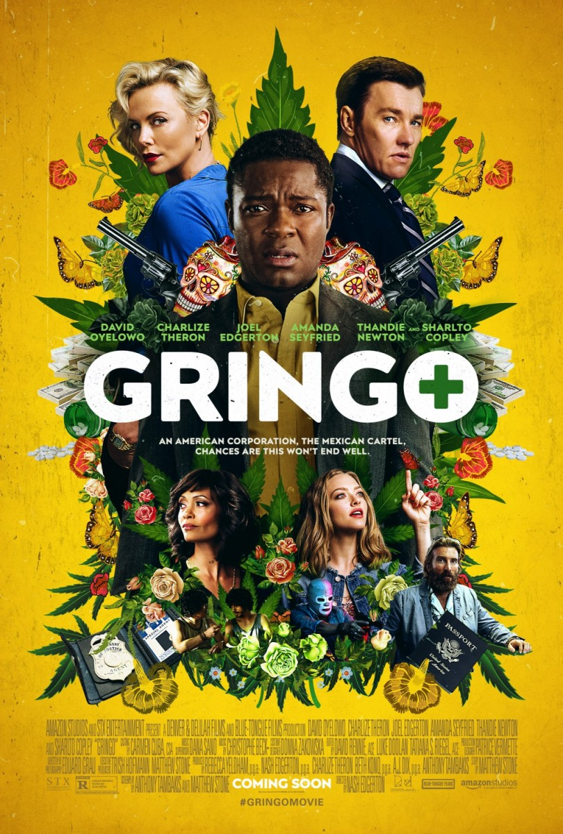 "Movie Review: ""Gringo"""