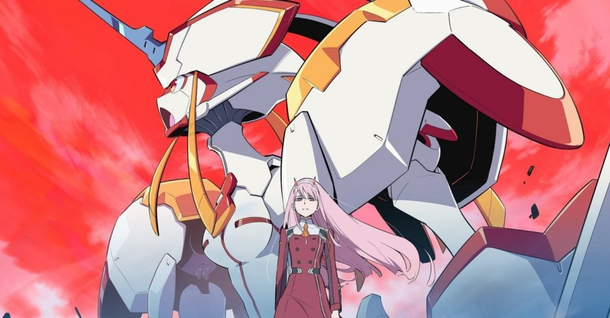5 Anime Like Darling in the Franxx