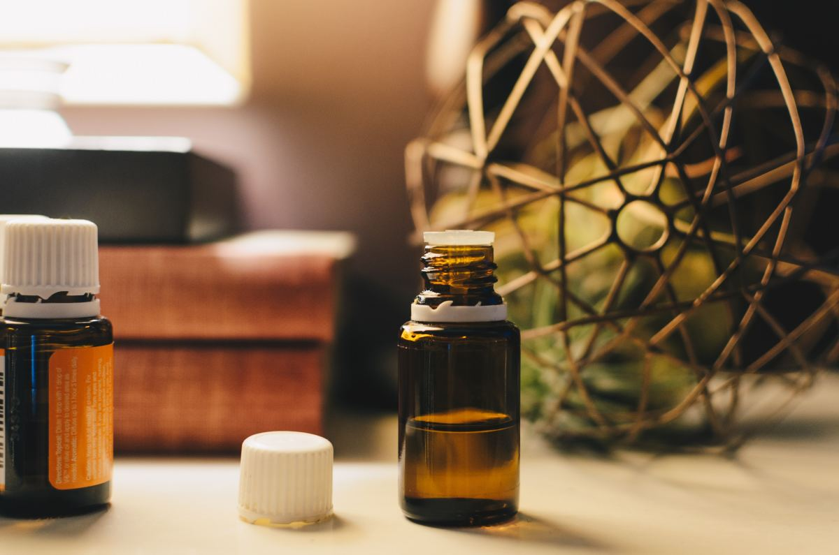 Practicing aromatherapy has personally helped me to cope with social anxiety. Plus, my purse smells really good now.