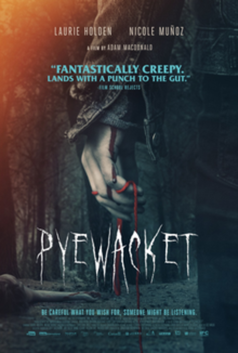 'Pyewacket' Movie Review - Welcome to the Jungle