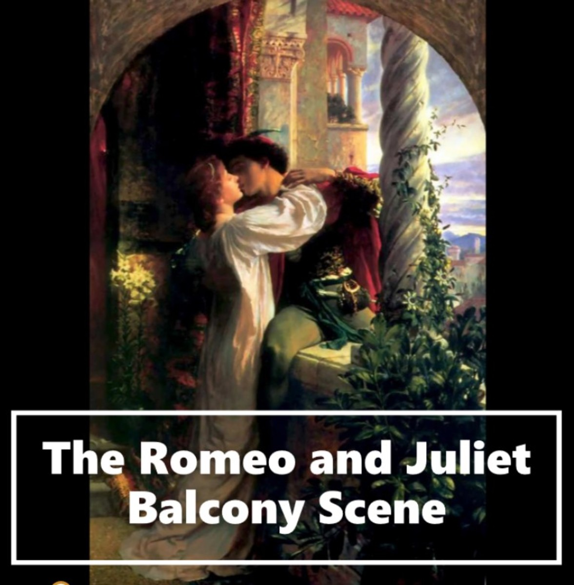 The Romeo and Juliet Balcony Scene