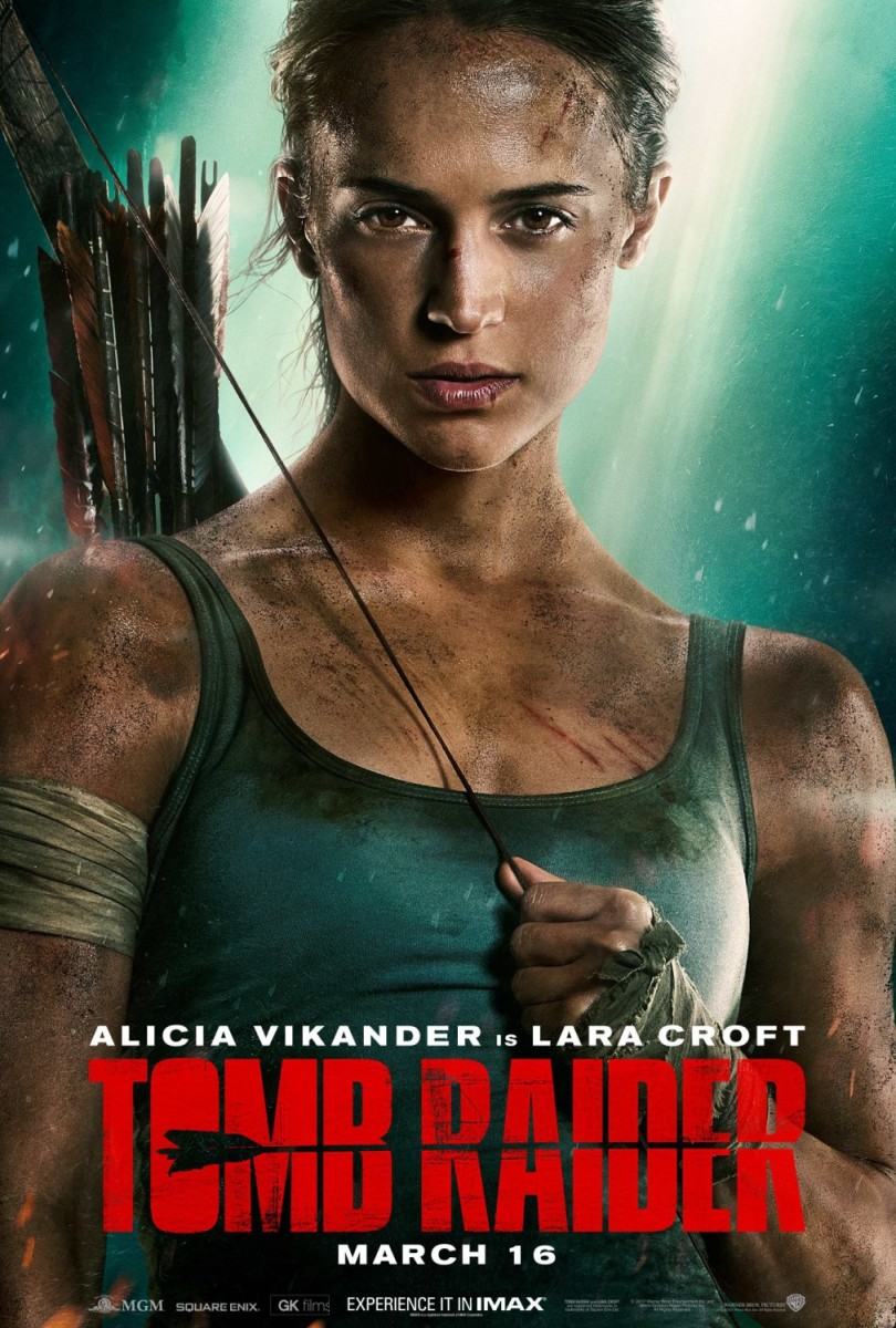 "Movie Review: ""Tomb Raider"""