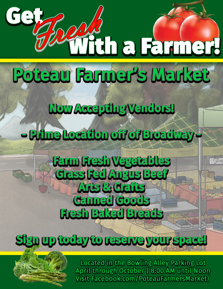 Poteau Farmers Market: Promoting Healthy Lifestyles